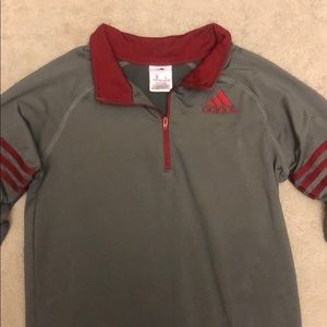 Adidas Half ZIP Pull Over-Offer/Bundle to Save